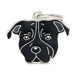 Medaglietta Friends American Staffordshire Terrier