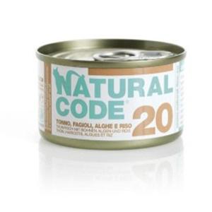 20 Tonno Fagioli Alghe e Riso