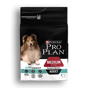 Pro Plan Optidigest Medium Adult con Agnello