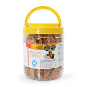 Treats & Snacks con Filetto di Pollo Naturale Senza Additivi