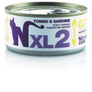 XL 2 con Tonno e Sardine