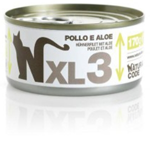XL 3 con Pollo e Aloe