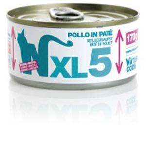 XL 5 con Pollo in Patè