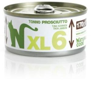 XL 6 con Tonno e Prosciutto