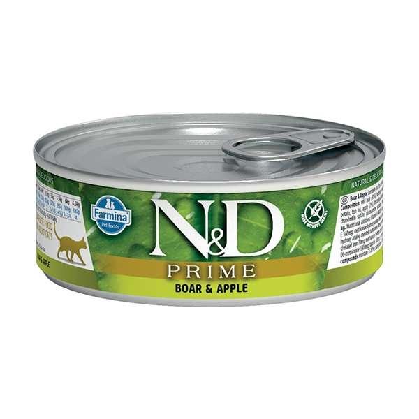 Natural & Delicious Prime con Cinghiale e Mela
