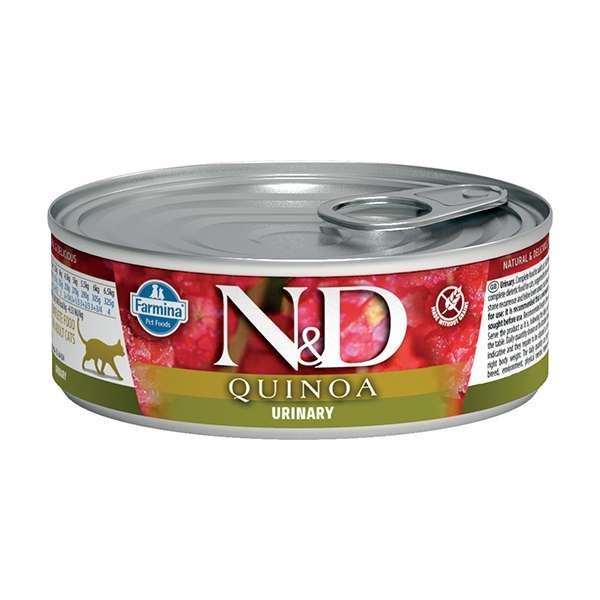 Natural & Delicious Quinoa Urinary