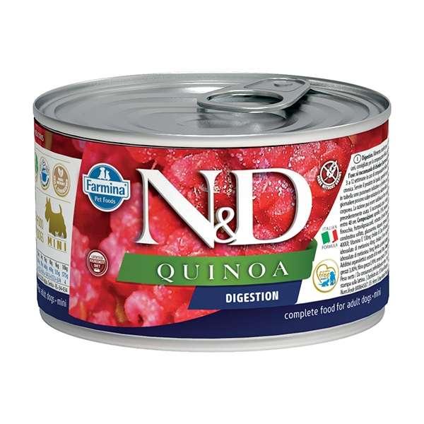 Natural & Delicious Quinoa Mini Digestion