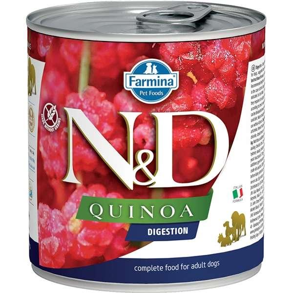 Natural & Delicious Quinoa Digestion