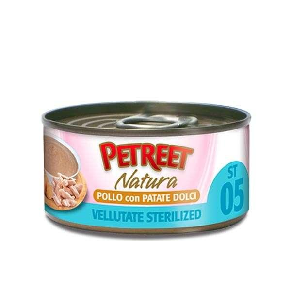 Natura Vellutate Sterilized Pollo con Patate Dolci