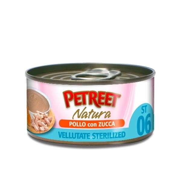 Natura Vellutate Sterilized Pollo con Zucca