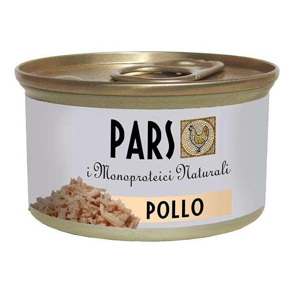 Pars I Monoproteici Naturali con Pollo