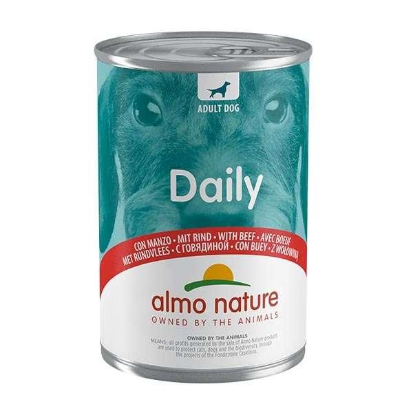 Daily Menu con Manzo