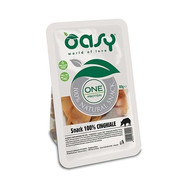 Snack One Protein 100% Cinghiale