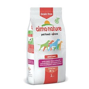 Holistic Grain Free M/L Maiale e Patate