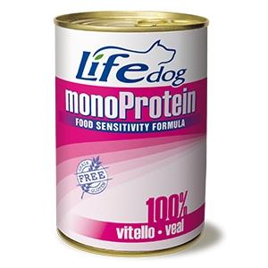 Life Dog Monoprotein Vitello