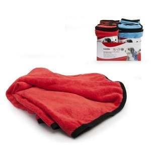 Asciugamano in Microfibra per Cani e Gatti