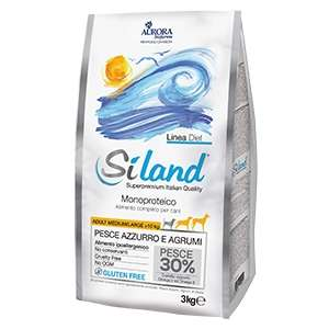 Diet Siland Medium/Large Adult Pesce Azzurro e Agrumi