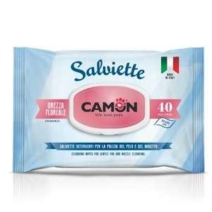Salviette Detergenti alla Brezza Floreale