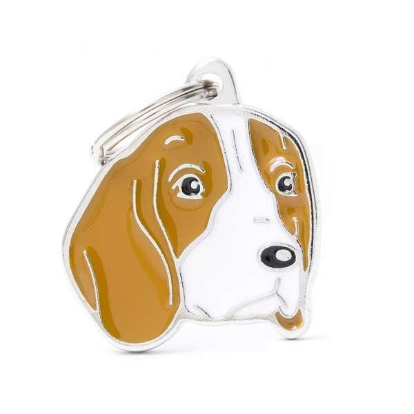 Medaglietta Friends Beagle