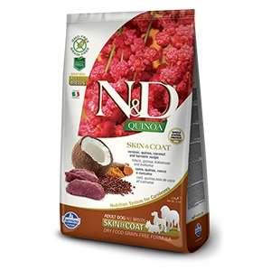 Natural & Delicious Quinoa Skin & Coat Cervo Grain Free