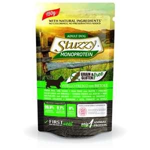 Monoprotein Grain & Gluten Free con Vitello Fresco e Bietole
