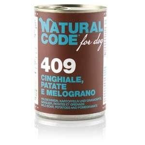 For Dog 409 Cinghiale, Patate e Melograno