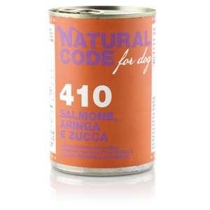 For Dog 410 Salmone, Aringa e Zucca