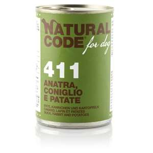 For Dog 411 Anatra, Coniglio e Patate