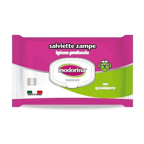 Salvietta Funzionale Specifica per Zampe con Agente Igienizzante