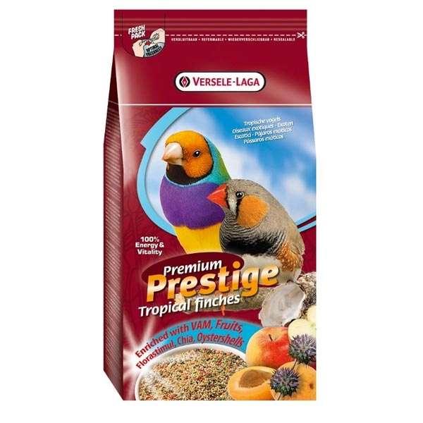 Esotici Premium per Uccelli Esotici