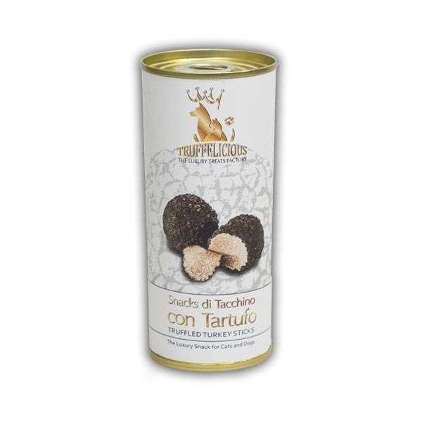 Snack di Carne di Tacchino e Tartufo Fresco