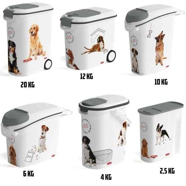 PetLife Contenitore Cibo per Cani