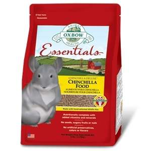 Essentials Chinchilla Food