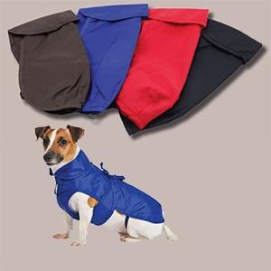 Cappotto Impermeabile con Nylon a Doppio Strato Marrone