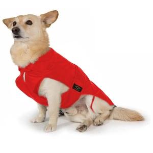 Cappotto Impermeabile con Nylon a Doppio Strato Rosso