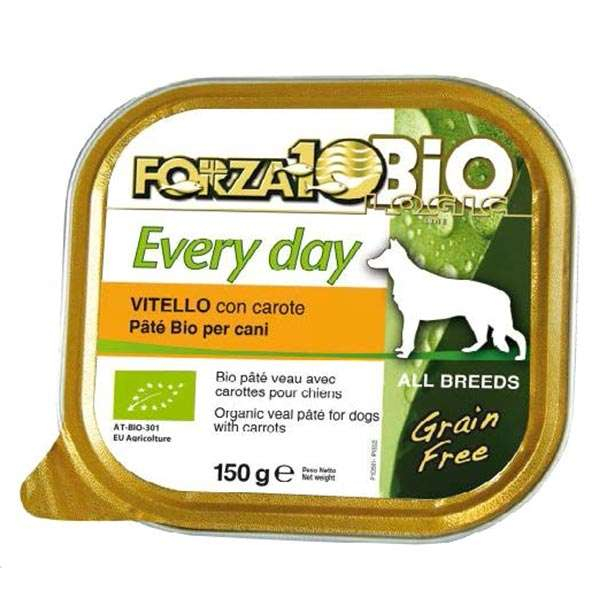 Every Day Bio Vitello con Carote