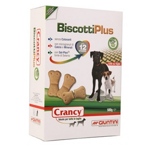 Crancy Biscotti Plus