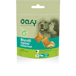 Snack Biscotti Ripieni Dental Fresh