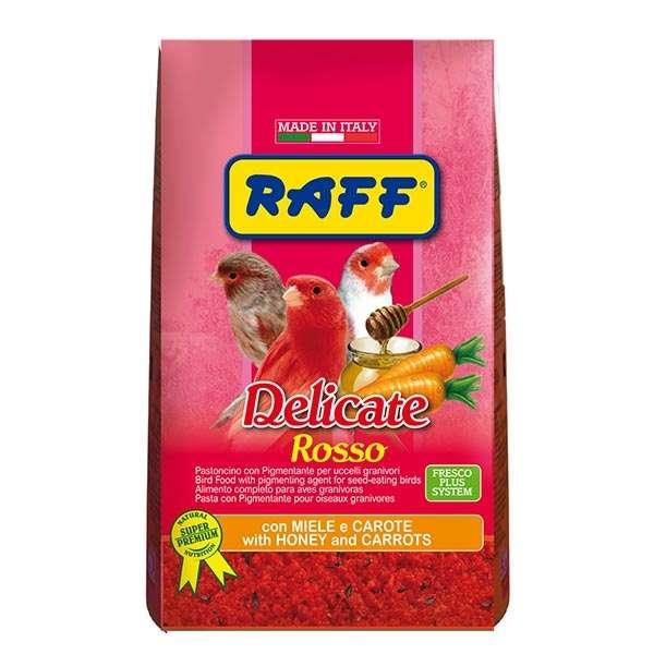 Delicate Rosso