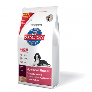 Science Plan Canine Adult Advanced Fitness Medium con Agnello e Riso