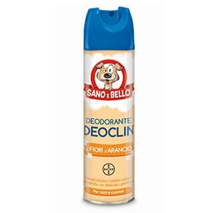 Deodorante Deoclin ai Fiori dArancio