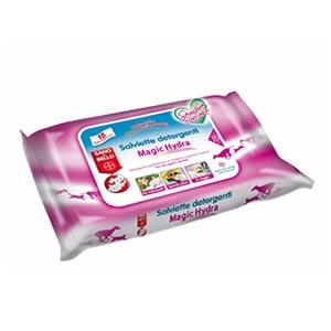 Salviette Pocket Detergenti Magic Hydra