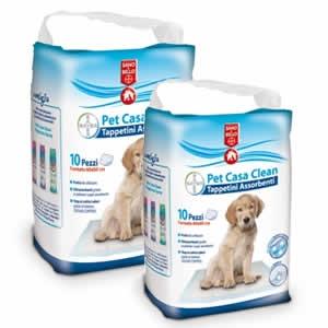 Pet Casa Clean Tappetino Assorbente