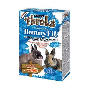 Throls Bunny Fit Fior di Carota