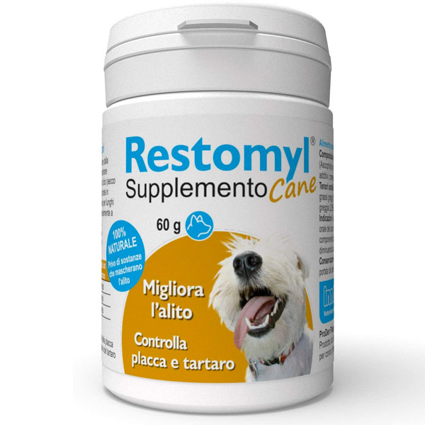 Restomyl Supplemento per Cani