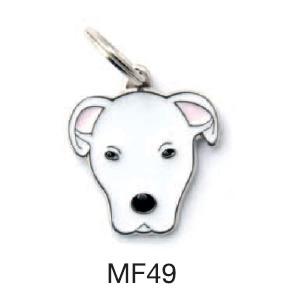 Medaglietta Friends Dogo Argentino