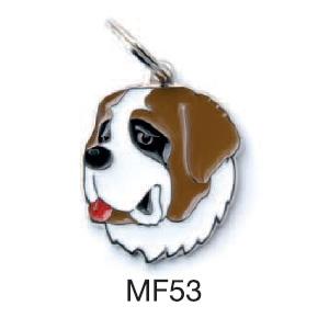 Medaglietta Friends San Bernardo - MF53