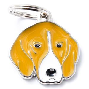 Medaglietta Friends Foxhound