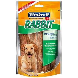 Snack Rabbit Strisce di Carne