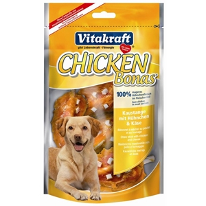 Snack Pure Chicken Bonas